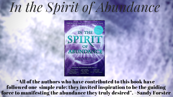 In the Spirit of Abundance canva
